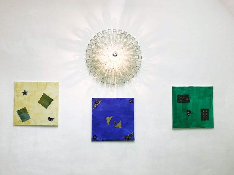 Kunstwerke aus dem Hollerhaus im KAP94